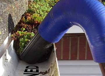 Gutter cleaning in MK